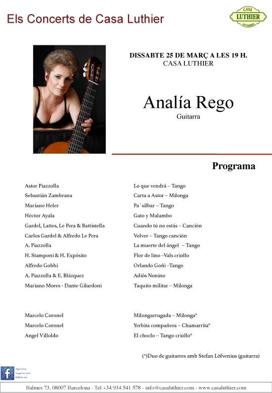 Els concerts de casa luthier anal a rego escola for Casa luthier barcelona