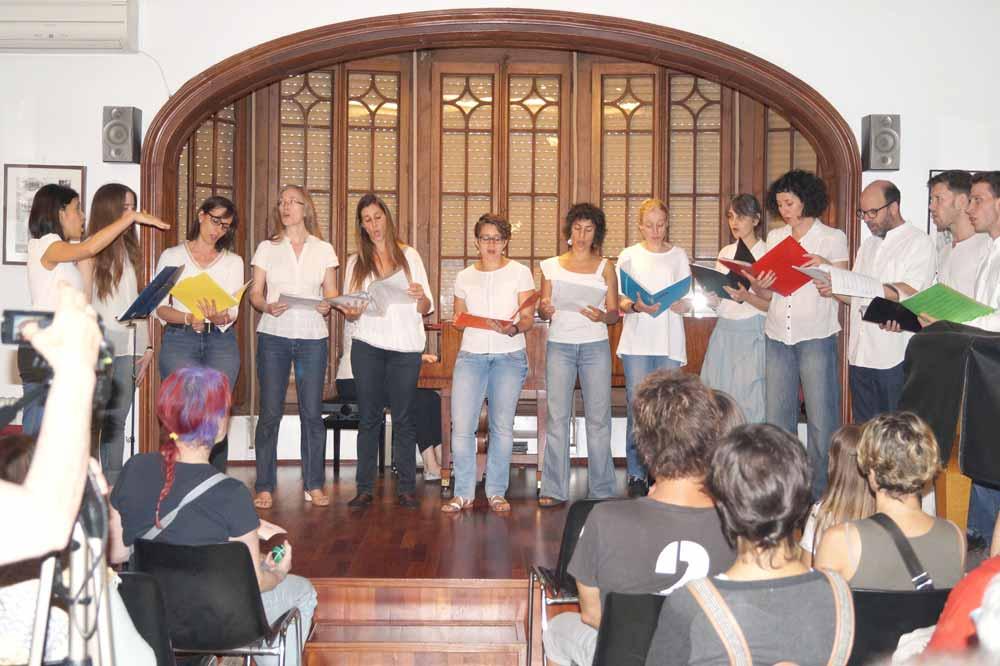 Audici de gospel escola luthier de m sica for Casa luthier barcelona